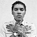 Vybz Kartel - Me Talk With Gunshot [Nah Switch Mix]